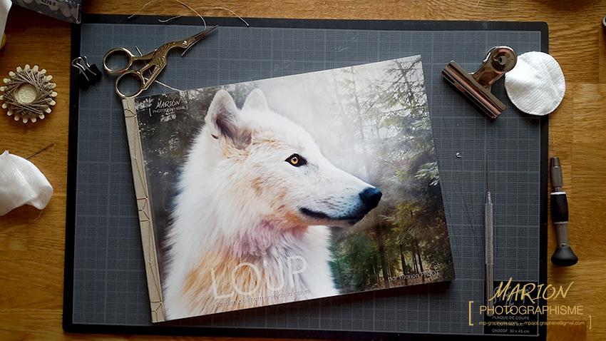 fabrication livre photo unique